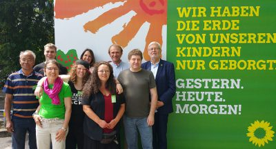 Delegierte des Kreisverbandes Soest