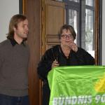Jutta Maybaum und Christian Langner