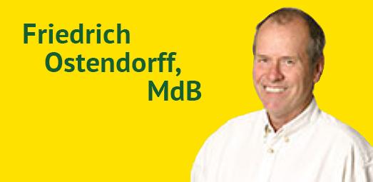 Friedrich Ostendorf, MdB