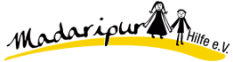 Logo des »Madaripur Hilfe e.V.«